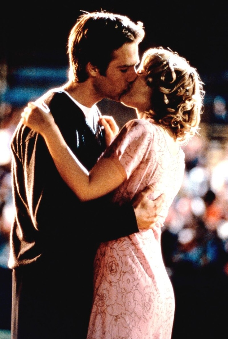 Never Been Kissed #CWFilmNight  The big moment where Josie finally gets her kiss ... And her man! #cwfilmnight