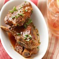 Flamin' Cajun Riblets ~ I'm going to try this with some short ribs I just got on sale.