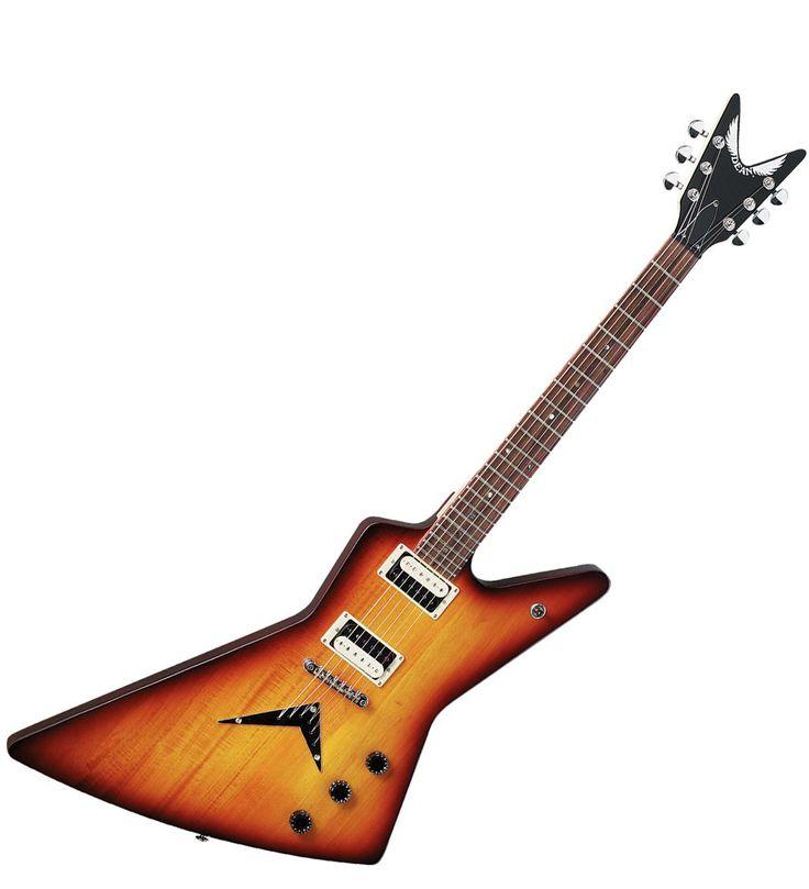 Guitarra Eléctrica Dean ZX TRANS BRAZILIA