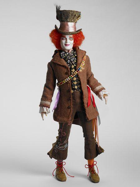 Tarrant- The Mad Hatter - Tim Burton's Alice in Wonderland - Tonner Doll Company
