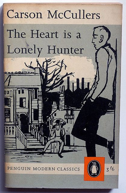 I can't believe McCullers was my age when she wrote this book. It is an absolute masterpiece.