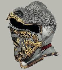 CELADA. Pieza de la armadura que servía para cubrir y defender la cabeza.