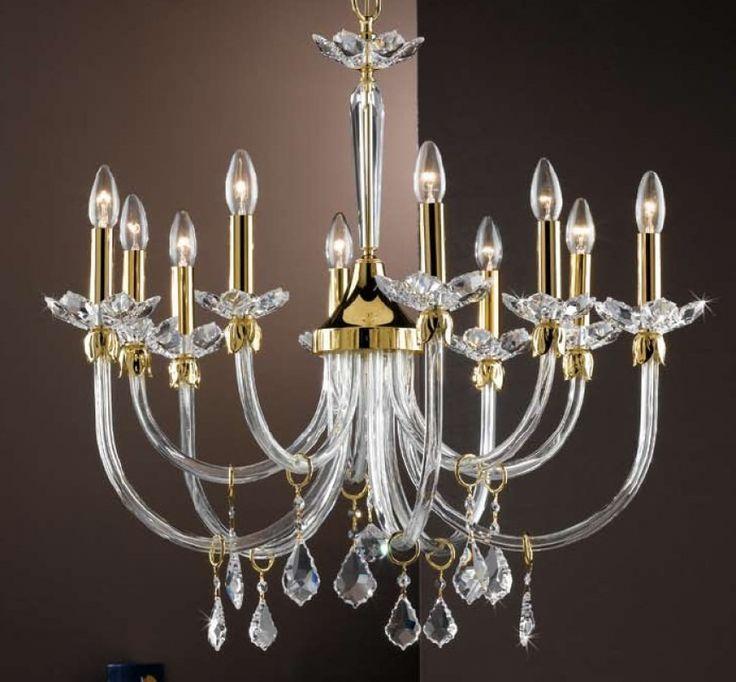 Le migliori 25 idee su lampade da camera da letto su - Lampadario camera da letto classica ...