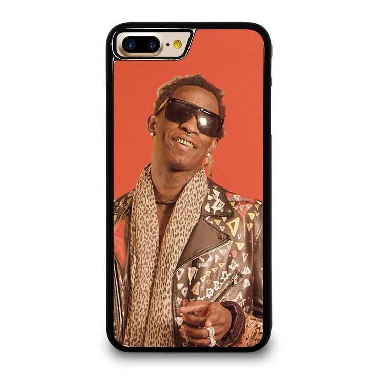 YOUNG THUG READ iPhone 4/4S 5/5S 5C 6/6S 6/6S 7/7S Plus SE