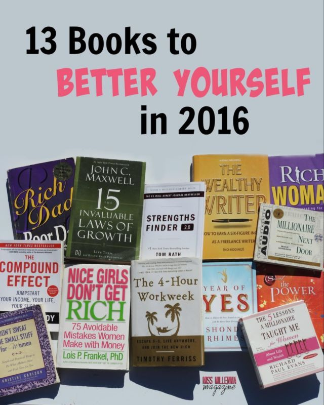 Enrich your life by setting aside time this year to read some good books. Rich…