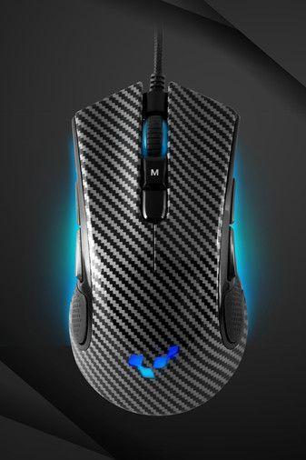 Biostar Racing GM5 : souris gamer ambidextre (Génération-NT)