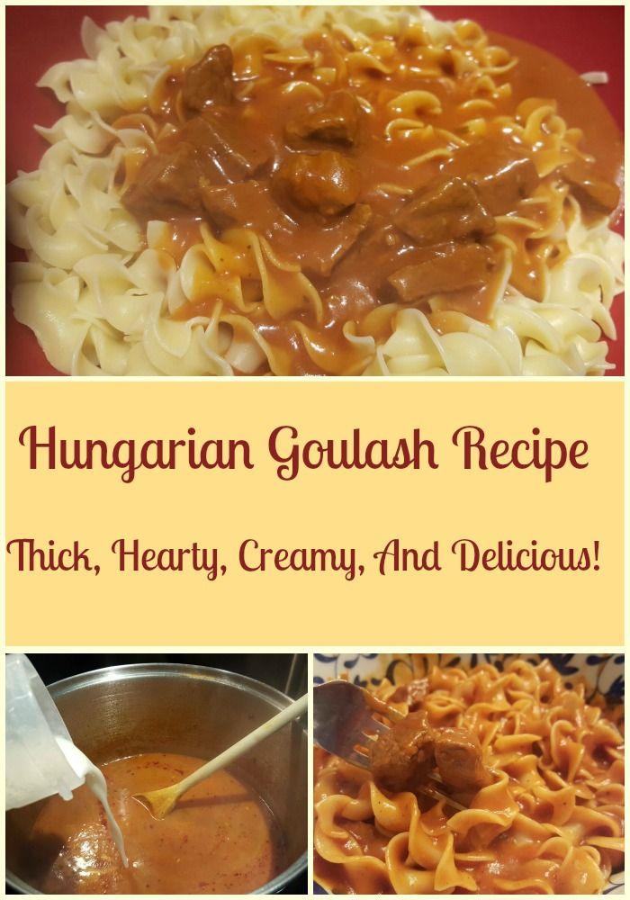 Hungarian Goulash Recipe — Sassy Townhouse Living