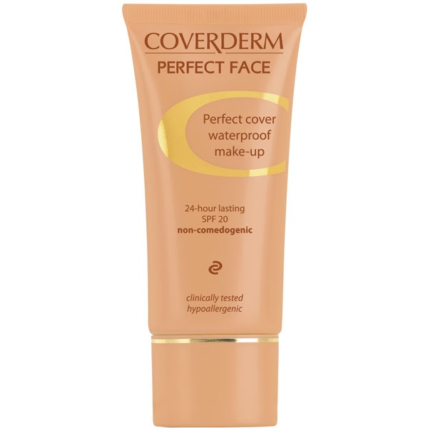 CoverDerm Perfect Face Foundation and more beauty products
