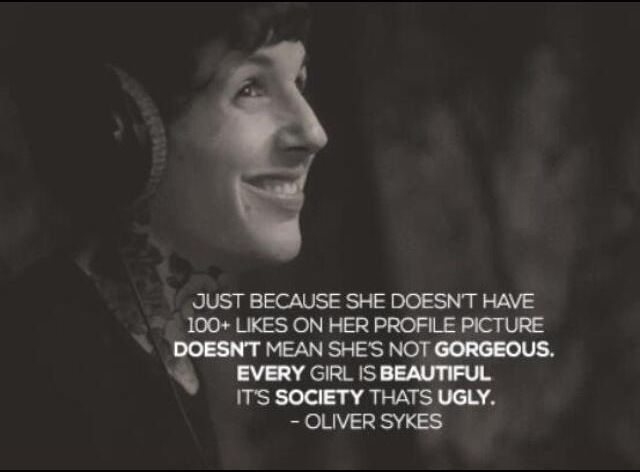 Why does everyone hate Oliver Sykes? ? Yahoo Answers