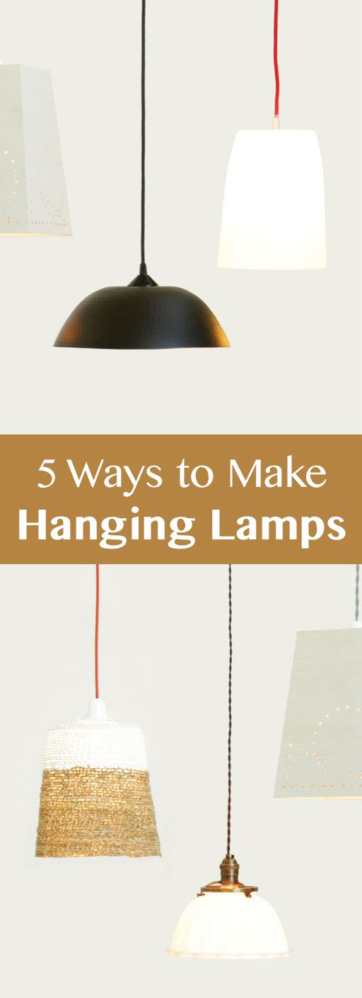 Pendant hanging swag lamps are maybe the most versatile of all indoor lamps