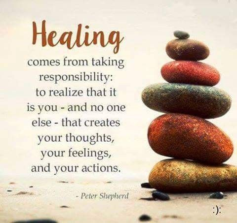 The meaning of Healing