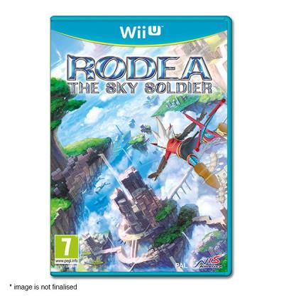 [NINTENDO] Jeu Wii U : RODEA The sky soldier. 60,00 € (Prix moyen neuf) - 50,00 € (Prix moyen occasion).