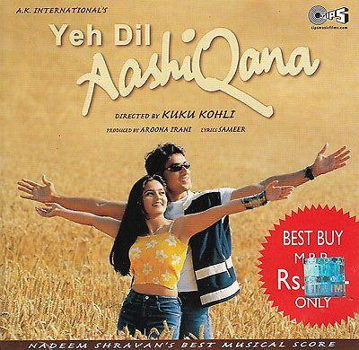 Yeh Dil Aashi Qana (Music: Nadeem Shravan) (Soundtrack) (Tips) India