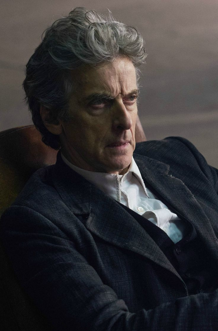 The Twelfth Doctor (Peter Capaldi)