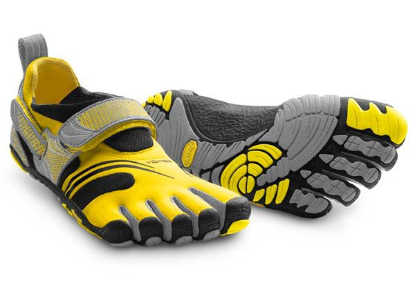 Vibram FiveFingers - KOMODOSPORT    With today's athlete in mind, Vibram FiveFingers has raised the intensity with the Vibram FiveFingers KomodoSport.