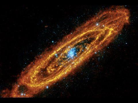 Вселенная, Чужие Галактики. Разнообразие Галактик в космосе. Звезды, пла...
