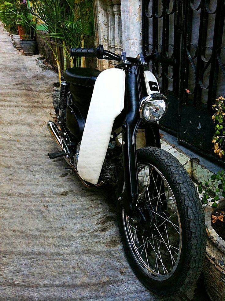 Sale Honda c50 street cub modifikasi   Kaskus - The Largest Indonesian Community