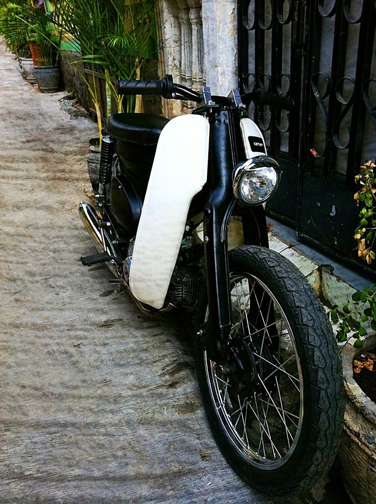 Sale Honda c50 street cub modifikasi | Kaskus - The Largest Indonesian Community