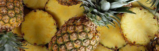 Wist je dat ananassap 5 keer effectiever is dan hoestdrank?