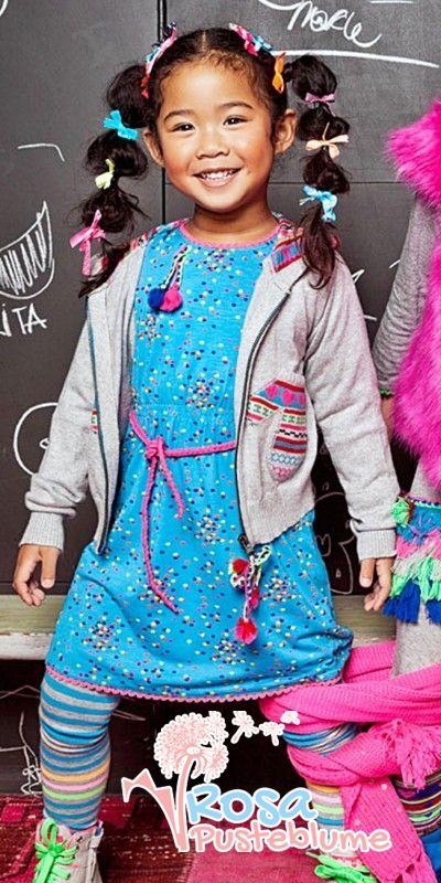 Mädchen Kleid von Mim-Pi im Lagenlook mim-35