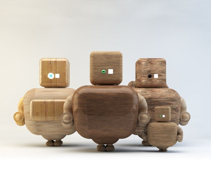 3D character development from forthcoming animated short 'wood' by MMCD studio.