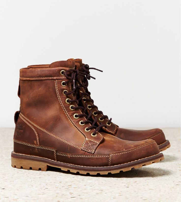 "Timberland Earthkeepers Original Leather 6"" Boot 