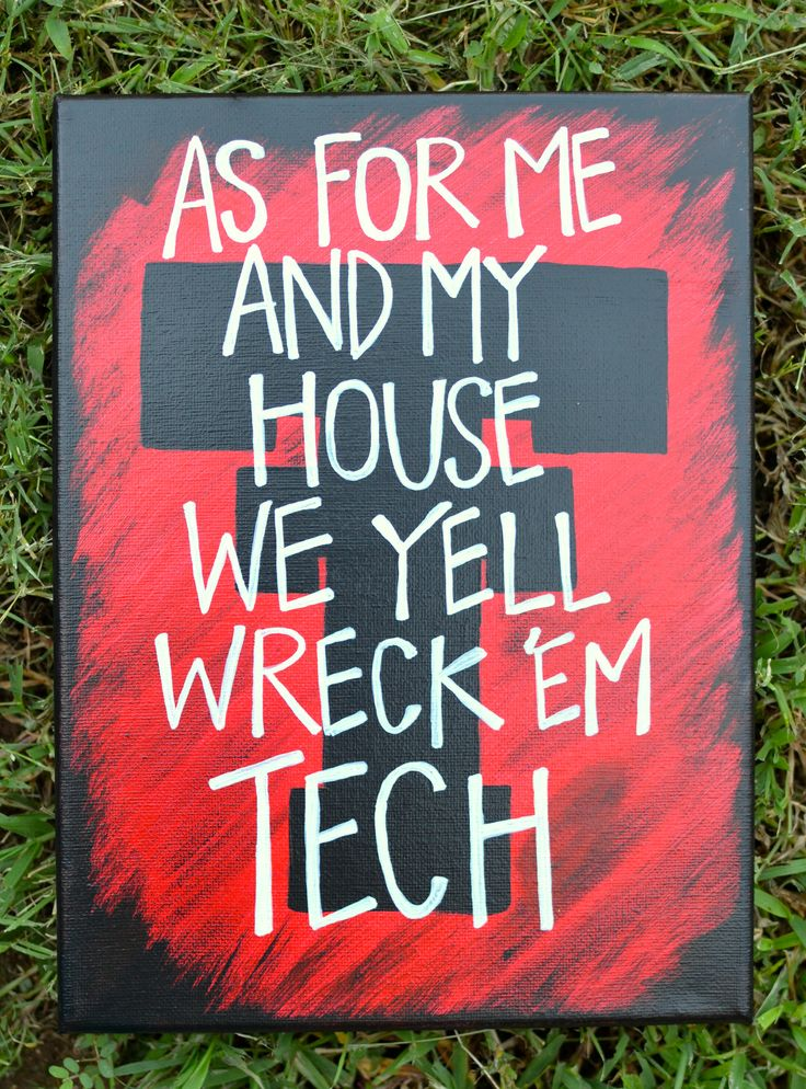 Wreck 'Em Tech! https://www.etsy.com/shop/WordsForYourWalls https://www.facebook.com/WordsForYourWalls @traci0510 :)