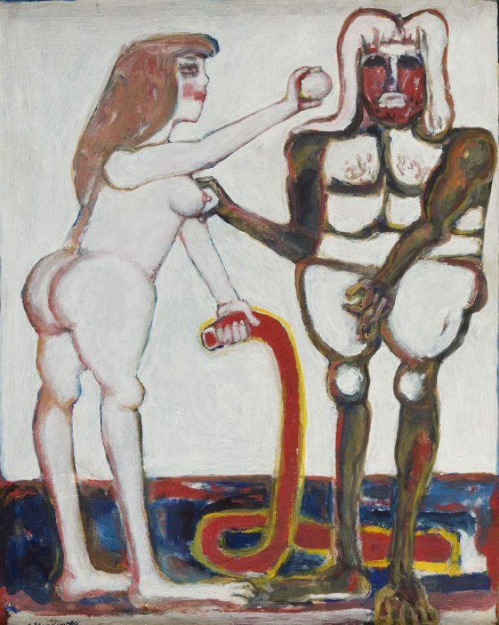 Eugeniusz Markowski - Adam i Ewa