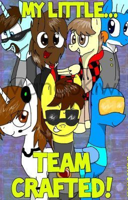 skydoesminecraft team crafted | Fan Fiction crafted little minecraft mylittlepony ponified pony team ...