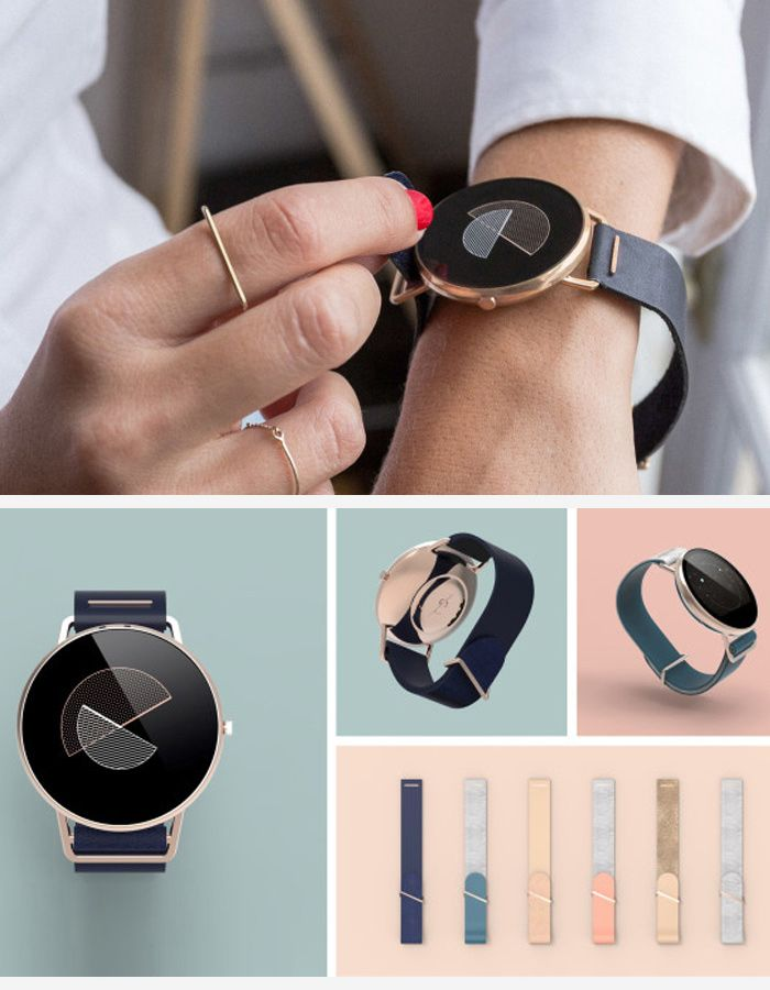 Shammane - A Fashion Forward Smartwatch for Women