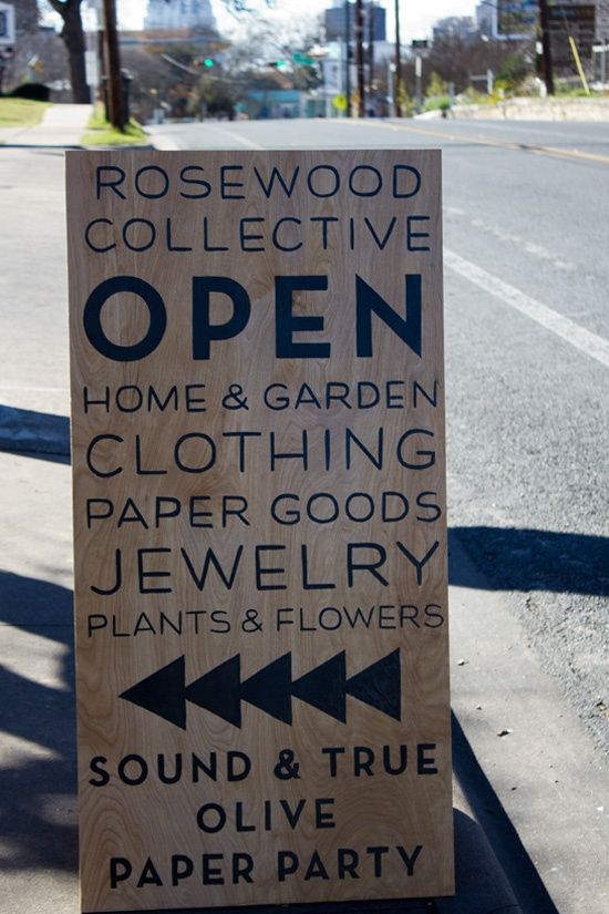 Poppytalk - The beautiful, the decayed and the handmade: Dispatches from Austin: Rosewood Collective