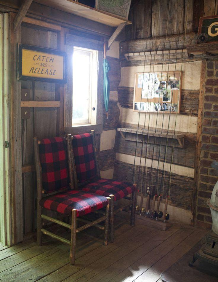 10  best ideas about fishing pole decor on pinterest