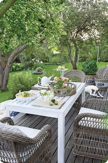 380 best jardin exterieur images on Pinterest Backyard ideas
