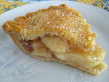 Apple Peach Pie ist eine köstliche Variante des klassischen Rezepts: Apple Peach Pie   – desserts