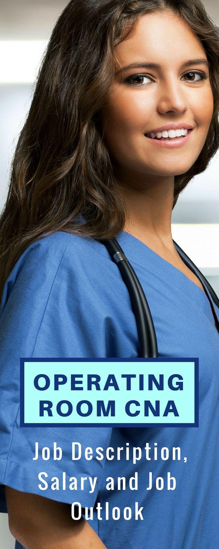 Operating Room CNA u2013 Job Description Salary