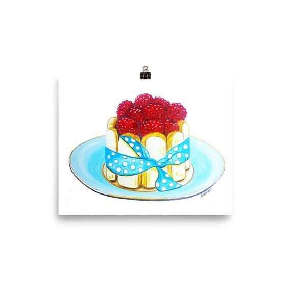 #dessertart  #dessertfoodart   #foodpainting