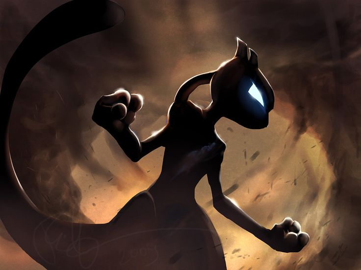 Mewtwo is Epic by lord-phillock.deviantart.com on @deviantART