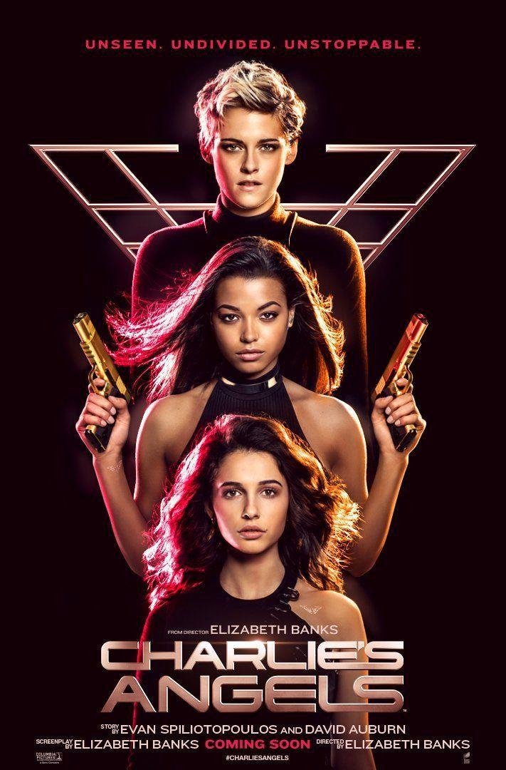 Charlie's Angels (2019) Photo | Charlies angels movie, Angel movie, Full  movies online free