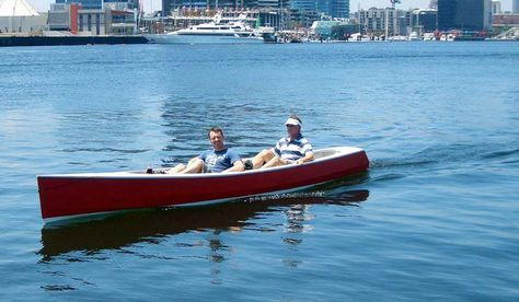plywood shallow water boat - Google Search