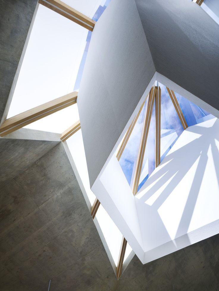 Gallery Of Mecenat Art Museum Naf Architect Design