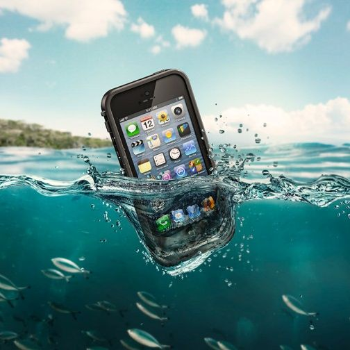10 of the Best Waterproof iPhone 5 Cases (list) | Gadget Review