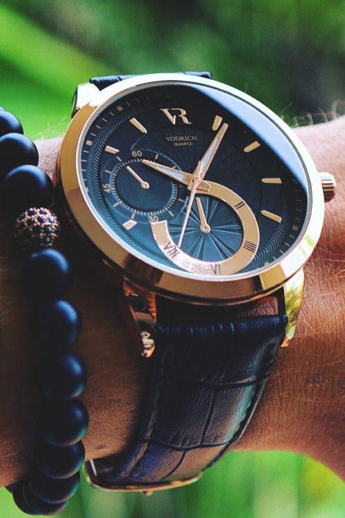 vividessentials:  VODRICH Calibre Watch - $45.00VODRICH Rose...