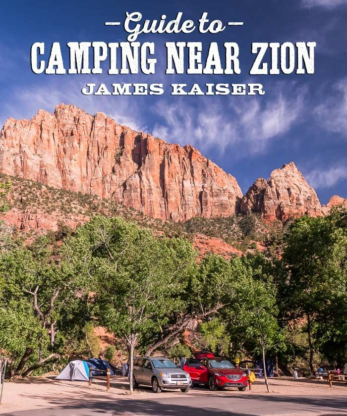 Best Camping Near Zion National Park Zion National Park Camping