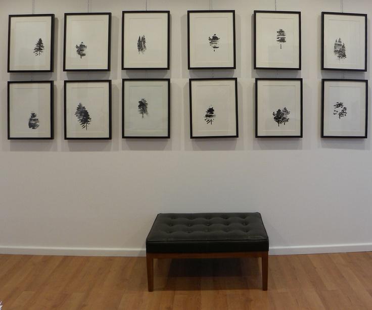Gaia Lionello, serigrafie su carta, 2010