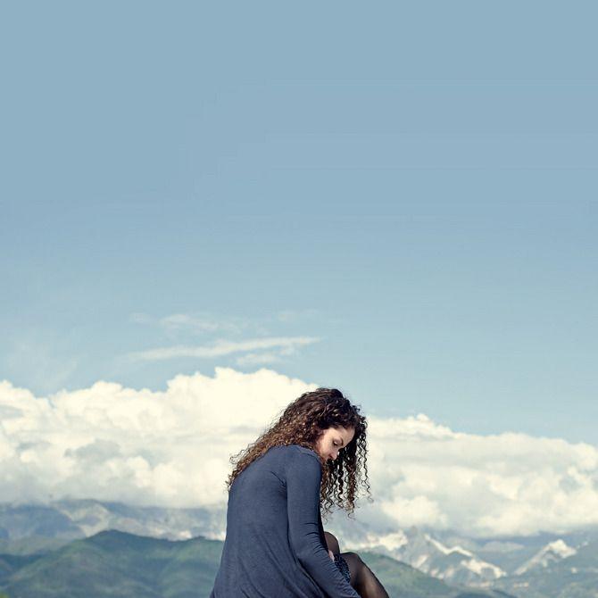Portrait Feminine - Linus Lohoff — Art Direction & Photography