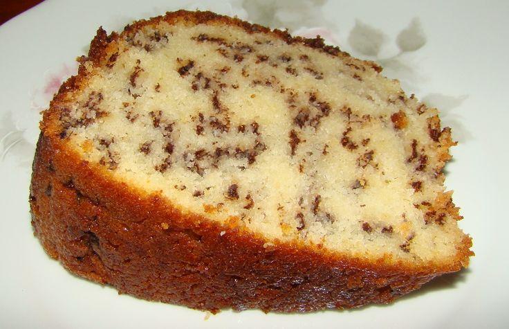 Receita deliciosa e fácil de Bolo Formigueiro.