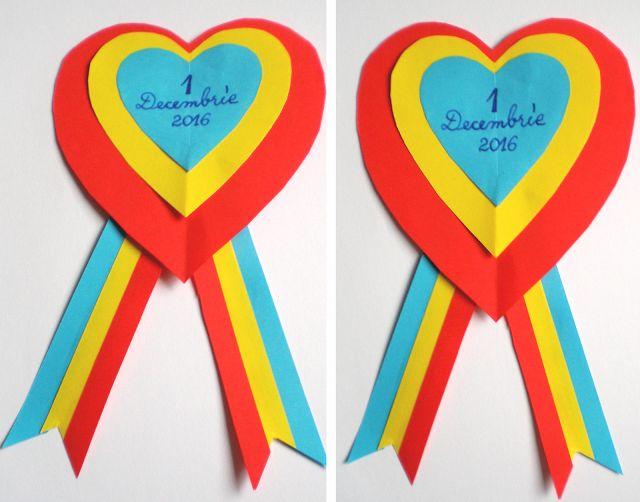 Ecusoane tricolore pentru Ziua României