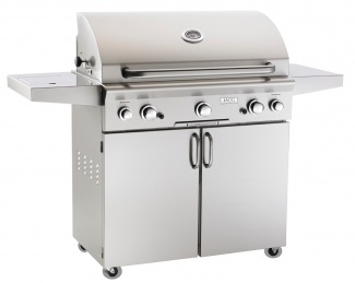 I need this grill: Grilled 36, Inch Gas, Grilled Options, Bbq Grilled, Portable Grilled, American Outdoor, Outdoor Grilled, Gas Grilled, 36 Inch
