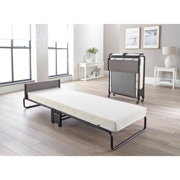 Jay-Be Inspire Folding Bed with Airflow Mattress and Headboard
