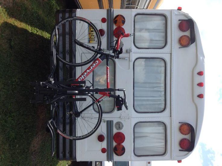 Couples School Bus Tiny Home 016